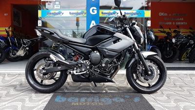 Yamaha Xj6n 600cc Preta 2013 Impecável