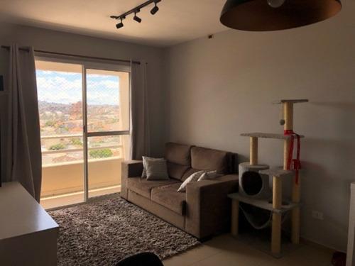 Lindo Apartamento Em Condomínio Fechado No Pq. Das Nações! - Ap02997 - 69230300