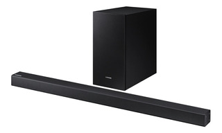 Barra De Sonido Samsung Hw-r450 Subwoofer Bluetooth 200w 2.1