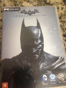 Batman - Arkham Origins Pc Original Usado