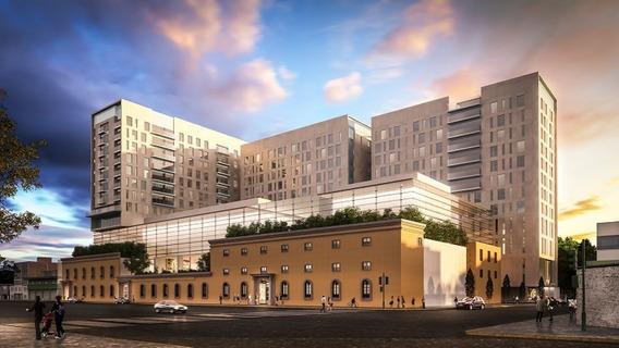 Exclusivo Departamento Frente Alameda Central, Atractiva Plusvalía E Innovación.