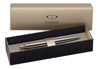 Lapicero Parker Mod. Jotter - Cromo Acero Inoxidable - New