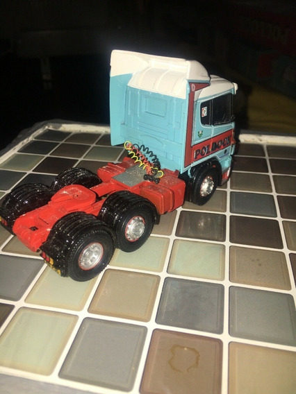 1:50 Corgi Scania 124l 400 6x2