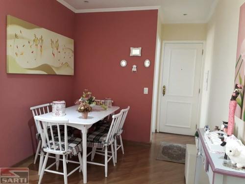 Santana - Lindo Apartamento - 2 Dormitórios - Sacada  - St16686