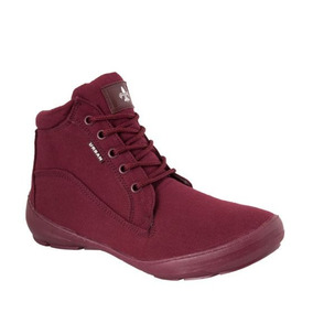 Tenis Casual Bota Pink Price Shoes Negro Confortante 183527