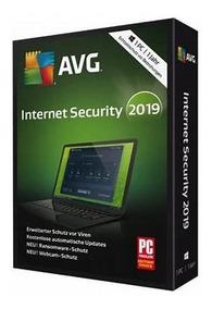 Avg Internet Security 2019 Original - Menor Preço + Suporte