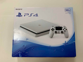 Playstation 4 Slim 500gb / Ps4 Slim/ Branco