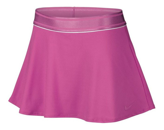 Falda De Mujer Para Tenis Nike Court Dry Flounce