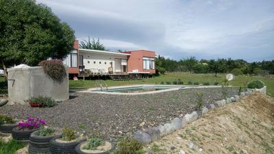 Casa Con Vista Al Mar Para 10 Personas, Pichidangui.