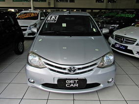 Toyota Etios Etios 1.5 Xs Sedan 16v Flex 4p Manual