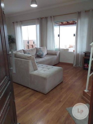 Casa Com 3 Dormitórios À Venda, 300 M² - Jardim Caçula - Jundiaí/sp - Ca0120
