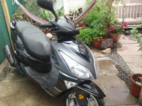 Kinlon Scooter 2017 Nergra 150cc