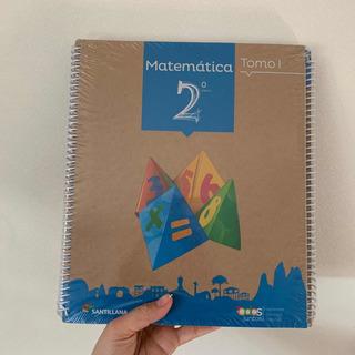 Texto Escolar Matemática 2do Basico Todos Juntos Santillana