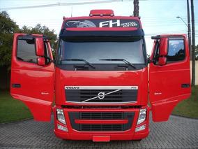 Volvo Fh 540 6x4 Ano 14/15 Teto Alto