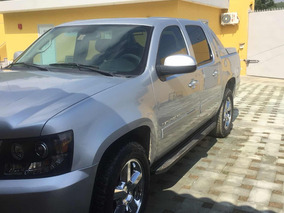 Chevrolet Avalanche Edición Black Diamon