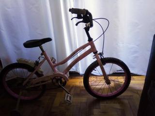 Bicicleta Niñas Rod14 Con