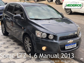 Chevrolet Sonic 1.6 Ltz 16v Flex 4p Manual