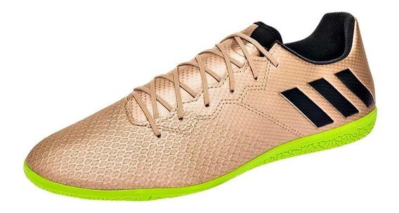 Tenis Futbol Caballero adidas Messi Ba9853 Oro 25-29 S5