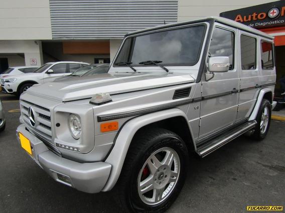 Mercedes Benz Clase G Clase G