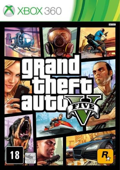 Gta - Grand Theft Auto V - X360