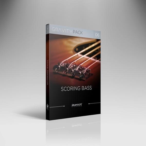 Librería De Bajo: Gp06 Scoring Bass Para Kontakt