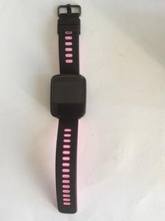 Reloj Intelig. Sumergible Mywigo Smartwatch Rosa