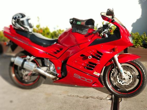 Rf900r Td Original 12 X Ou Troca Por Moto Menor Cilindrada