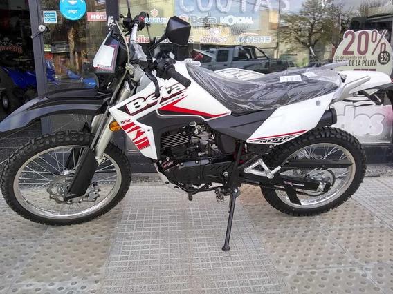 Beta Tr 2.0 200 Enduro Cross Tipo Guerrero Motovega