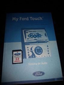 Cartão Sd C3 Final Cb Gps Ford Fusion, Edge E Focus