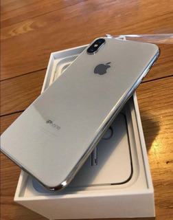 Apple iPhone X Blanco Nuevo 256gb
