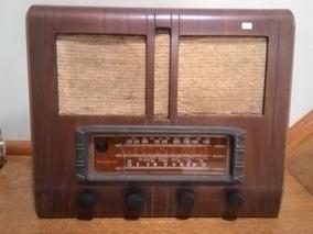 Rádio Antigo Valvulado - Década De 1950