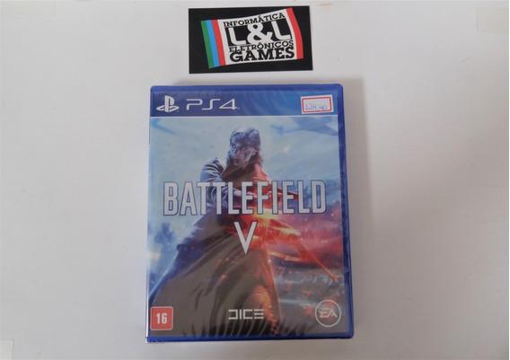 Battlefield V Ps4 Lacrado Promoção