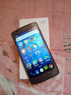 Smartphone Zte L5 Blade Android 5.1 + Capinha De Silicone