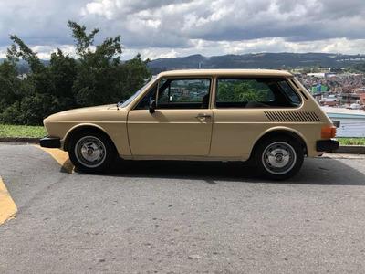 Volkswagen Brasília 81 Monocromatica