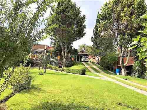 Hermoso Terreno 4,000 M2 + Casa + Bardeado Y Cercado