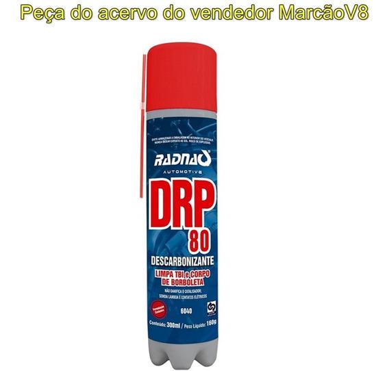Drp 80 Descarbonizante Spray Limpa Carburador Tbi Injetor