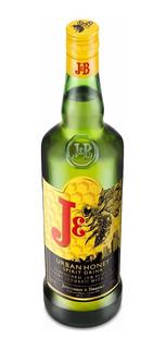 Whisky J&b Jb 700ml Honey Miel Villa Pueyrredon
