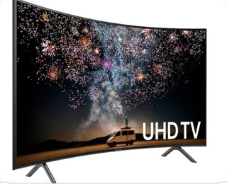 Televisor Samsung 49p 4k Curvo Ru7300