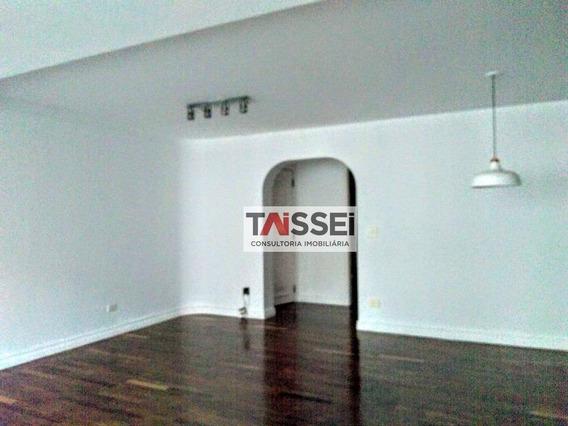 Apartamento Com 3 Dormitórios Para Alugar, 170 M² Por R$ 8.000/mês - Vila Nova Conceição - São Paulo/sp - Ap5274