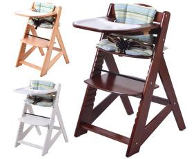 Silla Alta Bebe Para Comer Madera Alpine Chair Coloresoferta