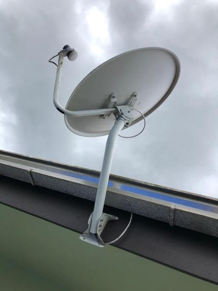 Antena Banda Ku Claro Sky Oi