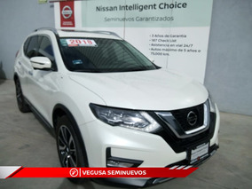 Nissan Xtrail 5 Puertas Exclusive 3 Row 2018