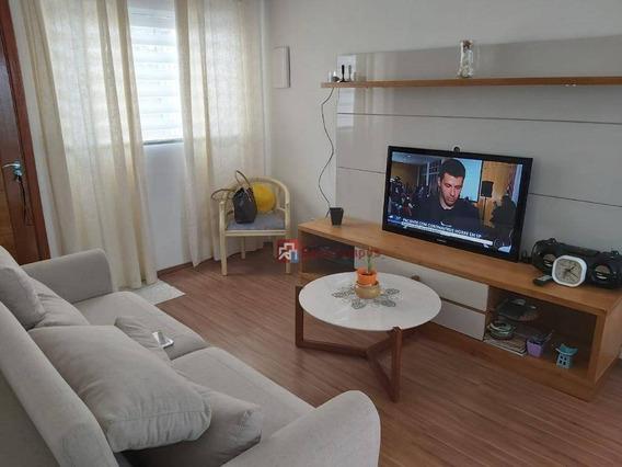 Apartamento Com 2 Dormitórios À Venda, 49 M² Por R$ 320.000,00 - Penha De França - São Paulo/sp - Ap3918