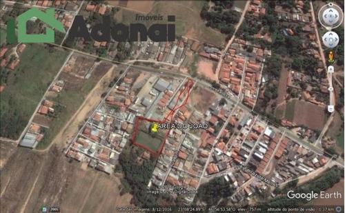 Terreno Comercial À Venda, Com 10.000 M²  Jundiaí. - Te0026