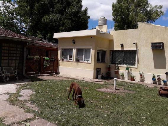 Excelente Casa Con Parque Y Bien Luminosa En Castelar Sur