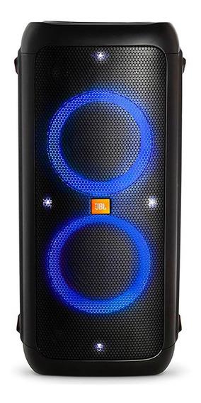 Caixa De Som Jbl Partybox Preta Bluetooth, 300,
