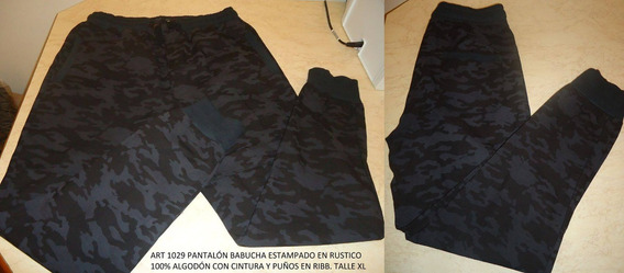 Pantalon Babucha Estampado Talle 4