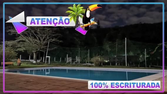 05d - Linda Chácara Com Piscina