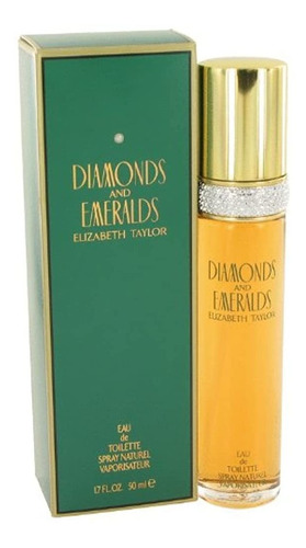 Diamanteesmeralda  Elizabeth Taylor Edt Spray 17 Oz W