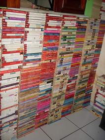 Lote Com 100 Livros Julia Sabrina E Bianca